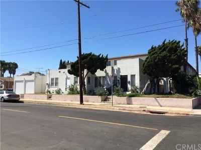 San Pedro Multi Family Home For Sale: 1531 S Beacon Street