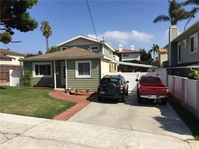 Manhattan Beach Single Family Home For Sale: 1147 2nd Street