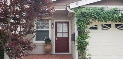 Redondo Beach Single Family Home Active Under Contract: 1545 Goodman Avenue