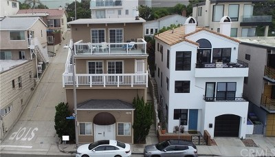 Manhattan Beach Single Family Home For Sale: 4108 Highland Avenue