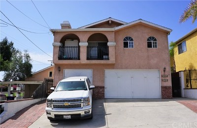 Lawndale Multi Family Home For Sale: 4702 W 168th Street