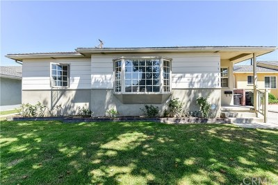 Torrance Single Family Home Active Under Contract: 17020 Daphne Avenue