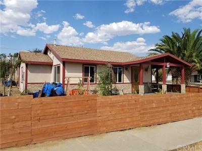 Lake Elsinore Multi Family Home For Sale: 501 Graham Avenue W