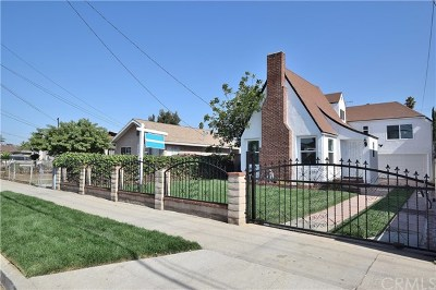 Wilmington Single Family Home Active Under Contract: 1238 N Marine Avenue