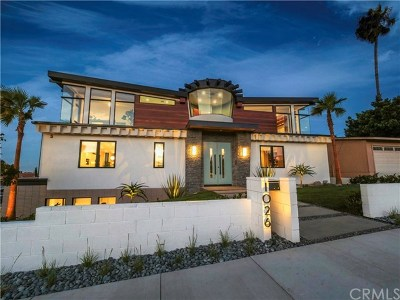 Manhattan Beach Single Family Home For Sale: 1026 Pacific Avenue