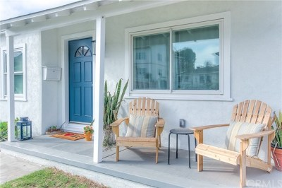 El Segundo Single Family Home For Sale: 627 W Acacia Avenue