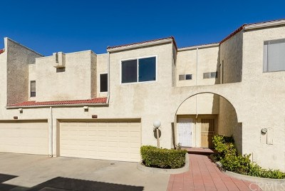 Garden Grove Condo/Townhouse For Sale: 12700 Dale Street