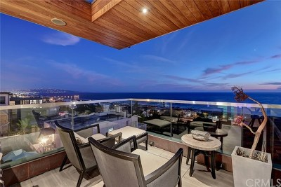 Manhattan Beach Single Family Home For Sale: 2615 Crest Drive