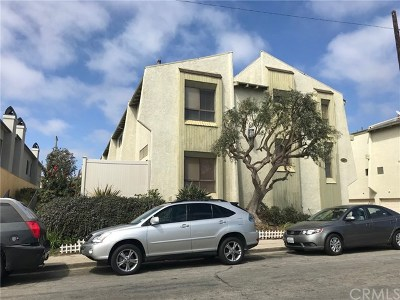 Redondo Beach Condo/Townhouse For Sale: 2607 Nelson Avenue #D