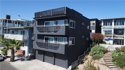 Manhattan Beach Multi Family Home For Sale: 3216 Manhattan Avenue