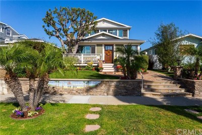 Redondo Beach Single Family Home For Sale: 916 Ynez Avenue