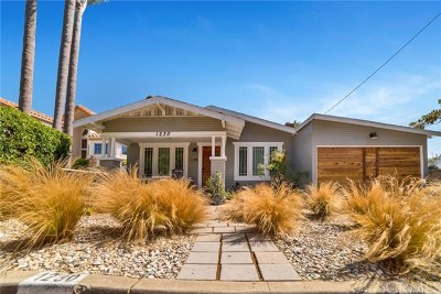 Hermosa Beach Single Family Home For Sale: 1230 Owosso Avenue
