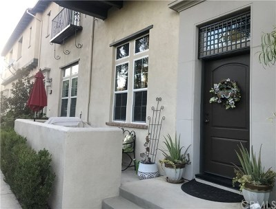 Corona Condo/Townhouse For Sale: 4460 Owens Street #102