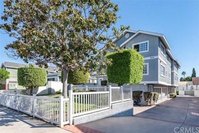 Redondo Beach Condo/Townhouse Active Under Contract: 2414 Mathews Avenue #3
