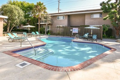 Torrance Condo/Townhouse For Sale: 1745 Maple Avenue #66