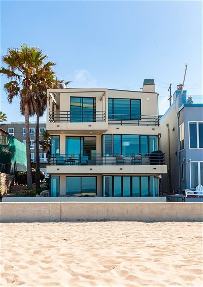 Hermosa Beach Rental For Rent: 3320 The Strand