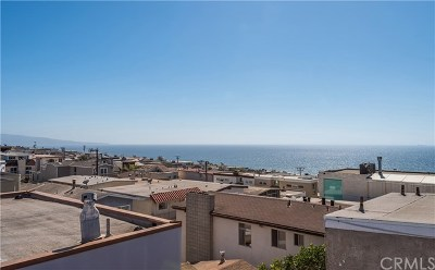 Manhattan Beach Condo/Townhouse For Sale: 416 21st Place