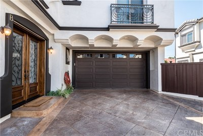 Los Angeles County Condo/Townhouse For Sale: 2104 Warfield Avenue #B