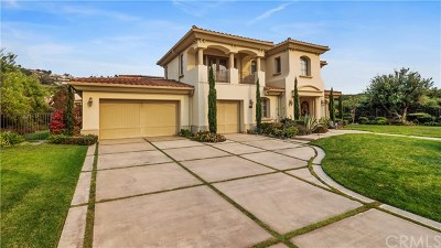Los Angeles County Single Family Home For Sale: 38 Via Del Cielo