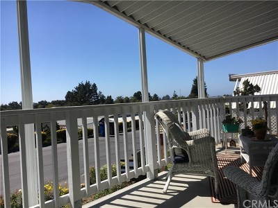 Arroyo Grande Mobile Home For Sale: 828 Arcadia Drive