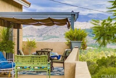 Fallbrook Single Family Home For Sale: 3956 Pala Mesa Drive
