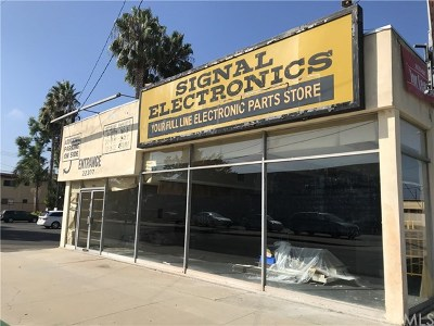 Torrance Commercial For Sale: 22307 Ocean Avenue
