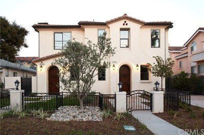 Arcadia Single Family Home For Sale: 216 S Third Avenue