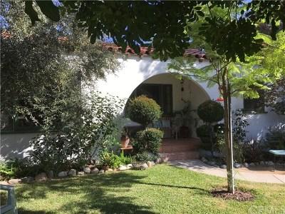 Pasadena Single Family Home For Sale: 2027 Garfias Drive