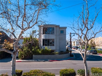Manhattan Beach Single Family Home For Sale: 432 10th Place