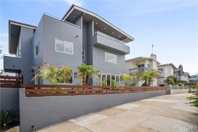 Manhattan Beach Single Family Home For Sale: 424 20th Street