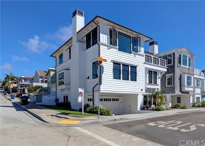 Hermosa Beach CA Condo/Townhouse For Sale: $2,399,000