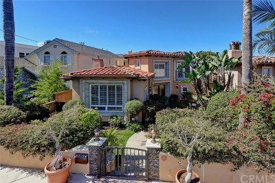 Los Angeles County Single Family Home For Sale: 733 35th Street