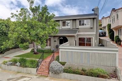 Redondo Beach Condo/Townhouse For Sale: 1908 Pullman Lane #1