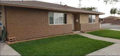 Torrance Single Family Home For Sale: 3946 W 177th Street