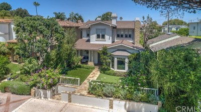 Manhattan Beach Single Family Home For Sale: 717 31st Street
