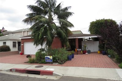 El Segundo Multi Family Home For Sale: 308 Standard Street