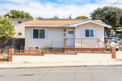 Los Angeles County Multi Family Home For Sale: 427 E Franklin Avenue