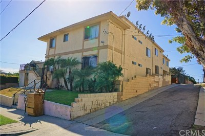 Harbor City Multi Family Home Active Under Contract: 25423 Frampton Avenue
