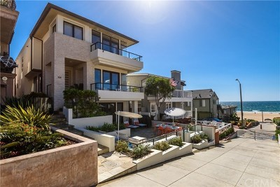 Hawthorne, Hermosa Beach, Lomita, Manhattan Beach, Redondo Beach, San Pedro, Torrance Single Family Home For Sale: 120 5th Street