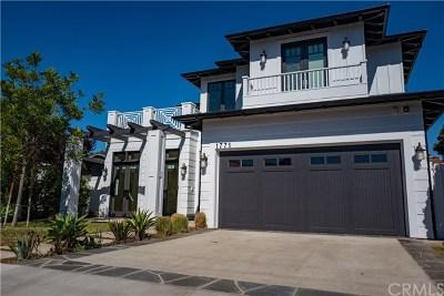Manhattan Beach Single Family Home For Sale: 1771 Ruhland Avenue