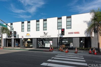 Hermosa Beach Commercial For Sale: 1242 Hermosa Avenue