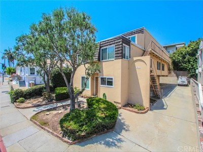 Manhattan Beach Condo/Townhouse For Sale: 1311 Manhattan Beach Boulevard #2