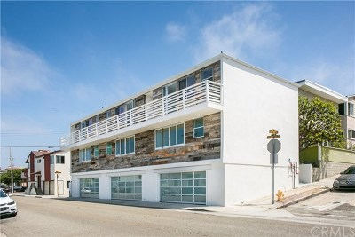 Los Angeles County Multi Family Home For Sale: 3302 Manhattan Avenue