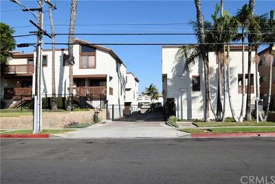 Torrance Condo/Townhouse For Sale: 3723 Emerald Street #E