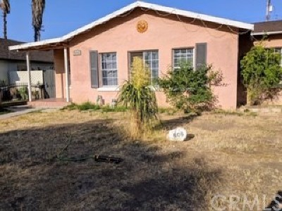 Pomona Single Family Home For Sale: 606 N Reservoir Street