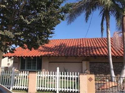Huntington Beach Single Family Home For Sale: 1724 Delaware Street