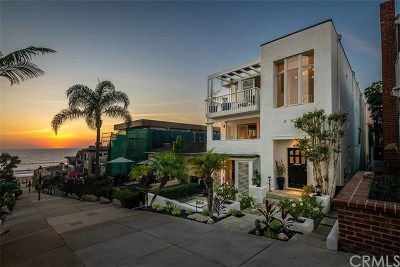 Manhattan Beach Single Family Home For Sale: 229 19th Street