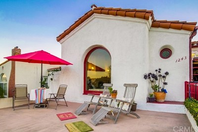 San Pedro Single Family Home For Sale: 1243 W 13th Street