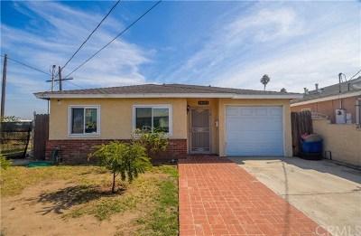 Wilmington Single Family Home For Sale: 24404 Albatross Avenue