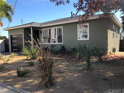 Los Angeles County Single Family Home For Sale: 1256 14th Street